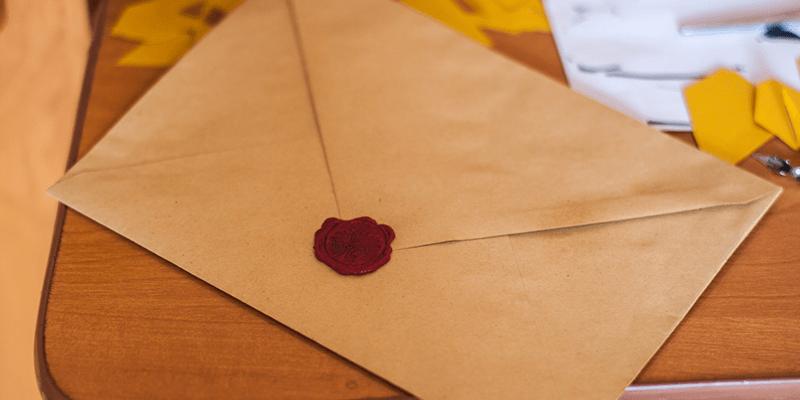 E-Mail Letter
