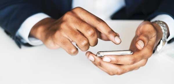 bitfarm-Archiv auf dem Smartphone